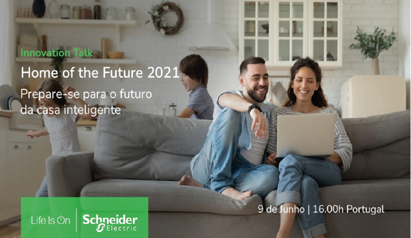 Innovation Talk: Home of the Future 2021