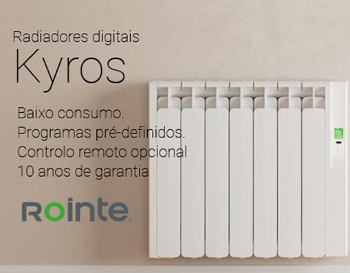 Radiadores Kyros  - Rointe